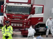 """39 morts à bord d'un camion en Angleterre: les victimes ont """"suffoqué"""" dans une chaleur """"insoutenable"""""""