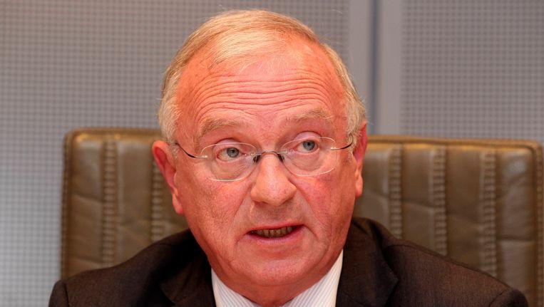 Luc Van den Brande, voorzitter van de Raad van Bestuur van de VRT.