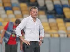 Le coach du Dynamo Kiev Aleksandr Khatskevich limogé après l'élimination face à Bruges