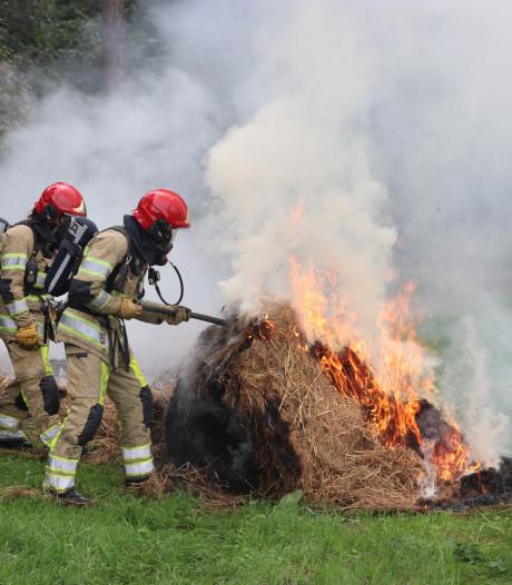 Acht brandjes op Urk in een maand tijd: wat is er aan de hand?