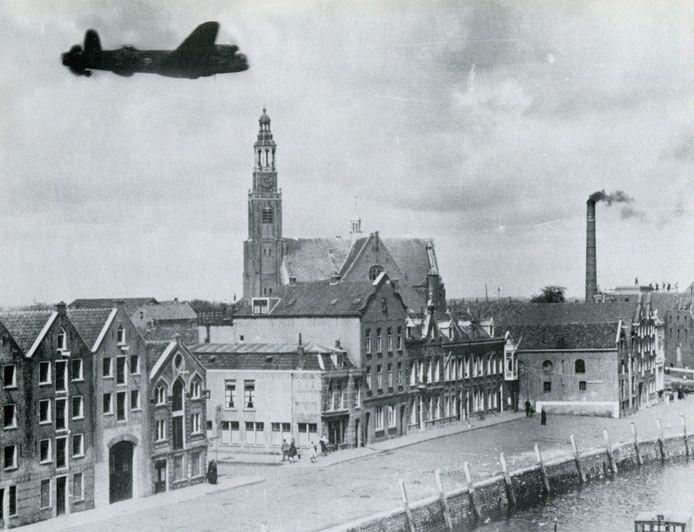 Maassluis tijdens de Tweede Wereldoorlog