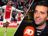 Freek Jansen over gelukkige zege: 'Het lag vandaag vooral aan Ajax zelf'