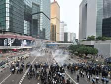 De hele wereld kijkt angstvallig naar Hongkong - behalve China