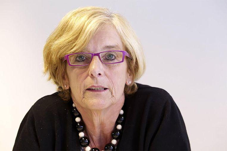 Marleen Vanderpoorten was al ondervoorzitter bij AP. Nu wordt ze dus voorzitter.