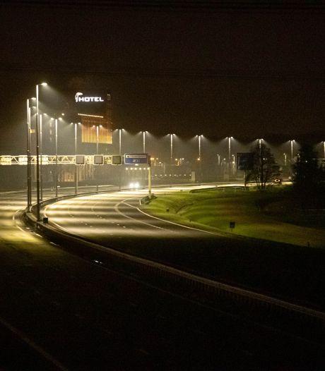 Stilte in de stad Zwolle: 'Je hoort geluiden die je anders nooit zou horen'