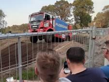 Honderden starten Solexrace Festival met hotseknotsrit in rallytruck