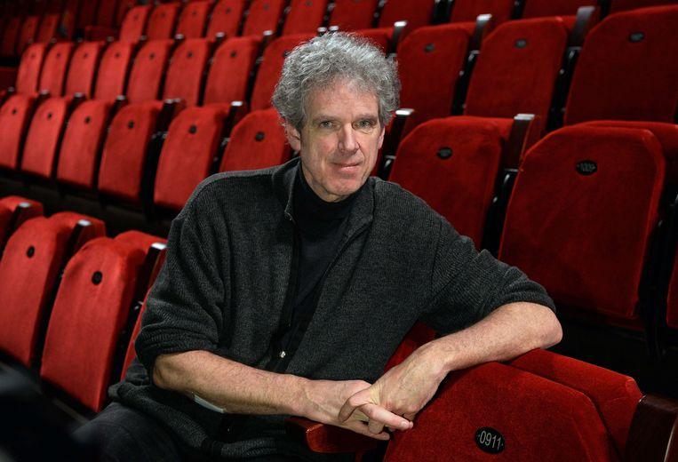 De Belgische choreograaf en theatermaker Alain Platel. Beeld AFP