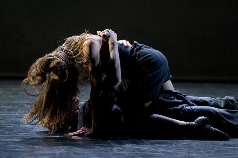 8. Marco Goecke. Scapino Ballet repeteert Kathleen+ van Marco Goecke, 2011.