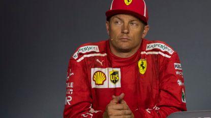 Kimi Räikkönen tekent voor twee jaar bij Sauber, toptalent Leclerc stapt over naar Ferrari