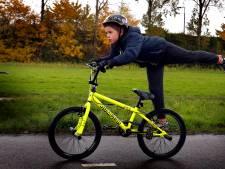 Stef (11) stunt met zijn BMX-wens: 'De gemeente kijkt serieus naar dit plan'