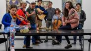 Lokale helden tonen muzikaal talent