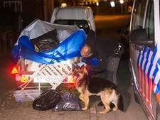 Drugsinval in woning aan Schoolweg in Terneuzen