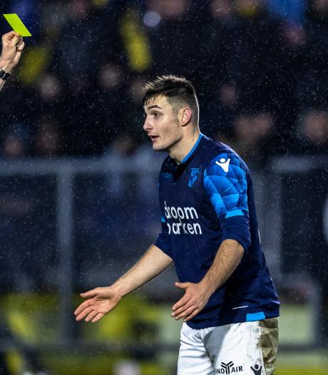 Bero mist één duel Vitesse na geel-rood tegen NAC