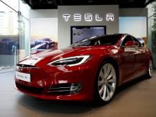 Tesla wordt minder kleurrijk