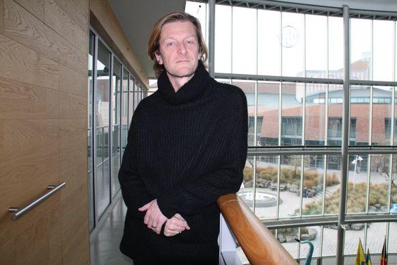 Piet Goddaer was deze middag op de persconferentie van The Proms Summer Edition in Koksijde