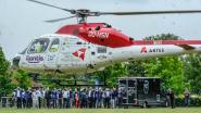 """Rotaryclubs schenken 150.000 euro voor behoud mughelikopter: """"Redt tot 40 mensenlevens per jaar"""""""