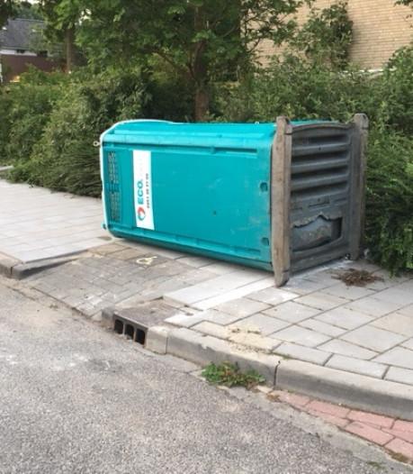 Vandalen op camera na vernielingen in Vinkeveen