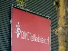 Commerciële teststraten in Twente door de keuring: 'Geen dubbele testen meer'