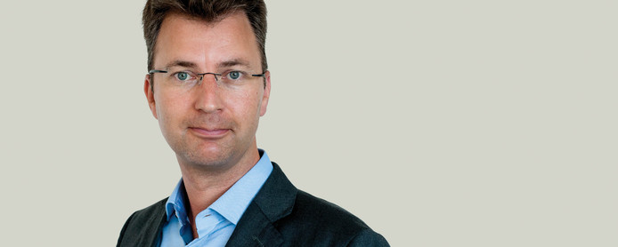 Hans van Soest, chef parlementsredactie  van het AD.
