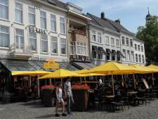 Restaurant de Colonie op Grote Markt is omgebouwd tot winkel