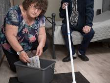 SallandWonen wil huurders in Olst verlossen van 'zwabberplicht' na hoosbui