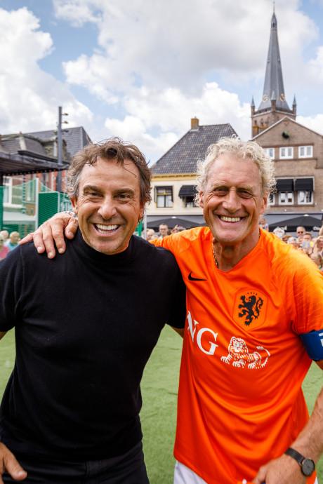Voor Kees Kist komen Marco Borsato, Sjaak Swart en Mario van der Ende met liefde naar Steenwijk