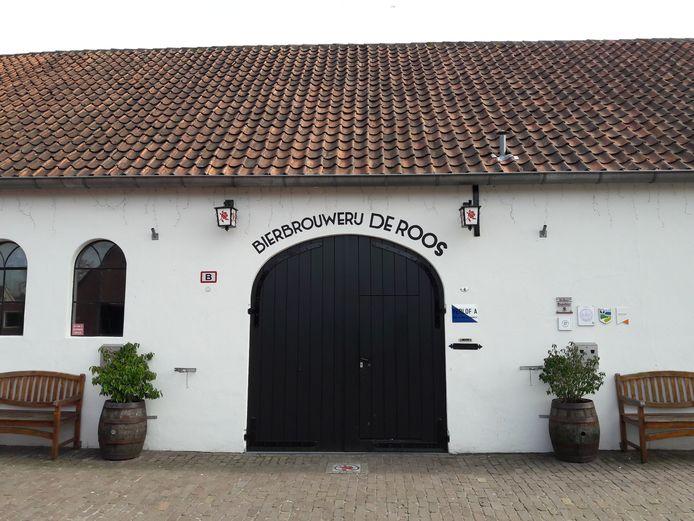 Museumbrouwerij De Roos in Hilvarenbeek.