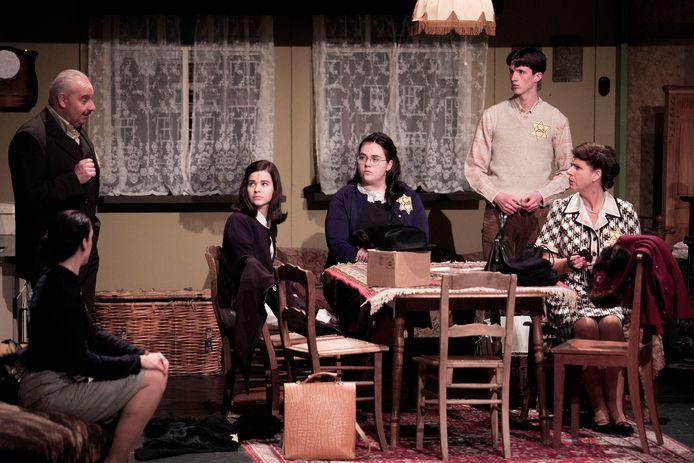 Crescendo speelde in 2017 het Dagboek van Anne Frank.