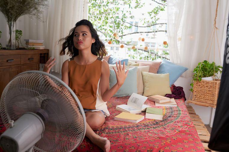 """Oververhitting vermijden? """"Voorzie zonwering aan de drie zonkanten van je woning, het oosten, het zuiden en het westen. Of zorg er tenminste voor dat je later nog zonwering kan inbouwen."""""""