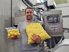 Boer Marijn levert friet rechtstreeks vanaf zijn erf
