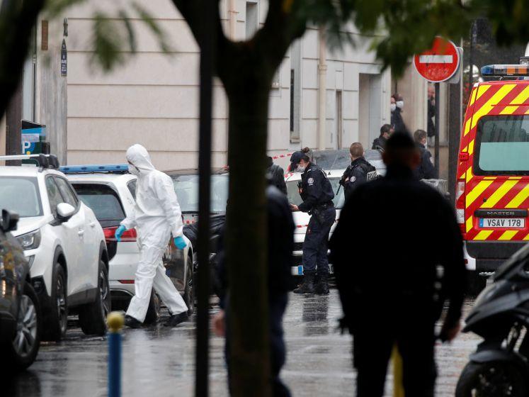 Vier gewonden door steekpartij in Parijs