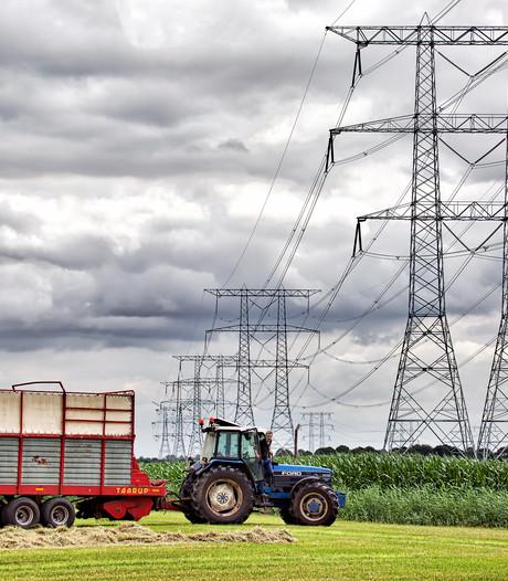 Komst 380 kV is grote ingreep voor Oosteind