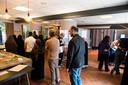 Tijdens de verkiezingen in Den Bleek zijn er maaltijden voorzien voor bewoners en buurtbewoners.