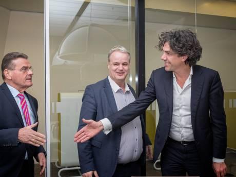 Nieuw Elan, CDA en GroenLinks vormen nieuwe Alphense coalitie