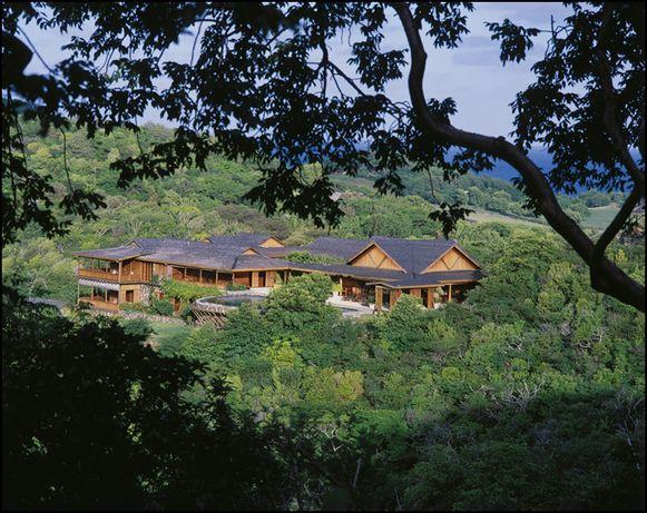 Een blik op het prachtige eiland Mustique, waar Kate en William zouden verblijven.
