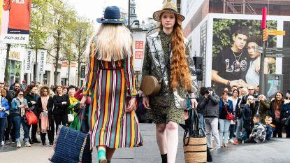 Onderduiken in een Woman Cave, outfits ruilen in Kammenstraat en meelopen in de Fashion Run: dit staat u te wachten op Antwerp Fashion Weekend