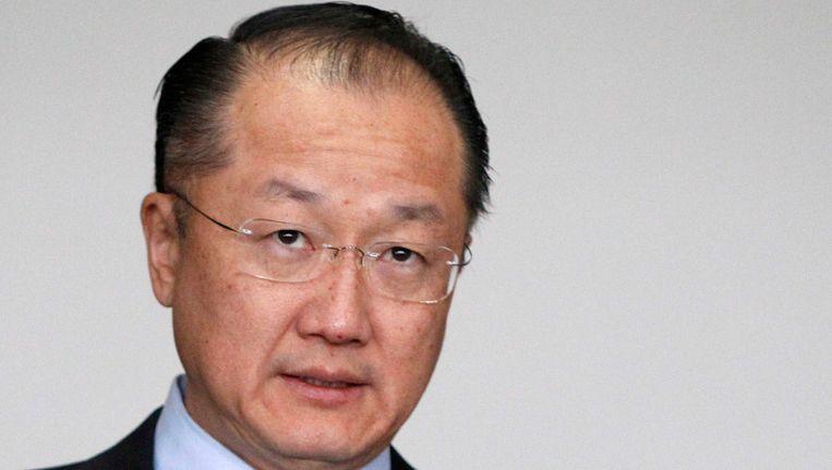 Jim Yong Kim Beeld REUTERS