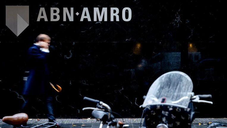 ABN Amro voert zijn bezuinigingen verder op en verwacht dat daarbij nog eens 1.500 banen verloren gaan. Beeld anp