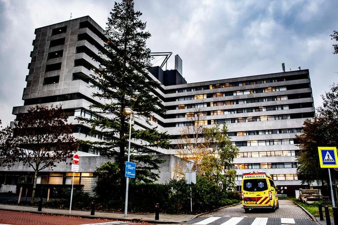Het failliet verklaarde en inmiddels gesloten MC Slotervaart.