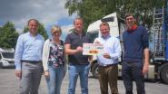 Opbrengst Truckrun gaat naar jeugdverenigingen, stadsbestuur verdubbelt bedrag