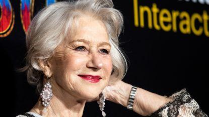 """Ook Helen Mirren haalt uit naar Netflix: """"Er gaat niets boven een bioscoop"""""""