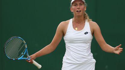 Elise Mertens moet koffers pakken op Wimbledon: ervaren Cibulková in twee sets enkele maatjes te groot
