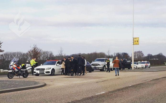 De politie heeft de afgelopen maanden veel vaker de handen vol aan de bestuurders van een trouwstoet.