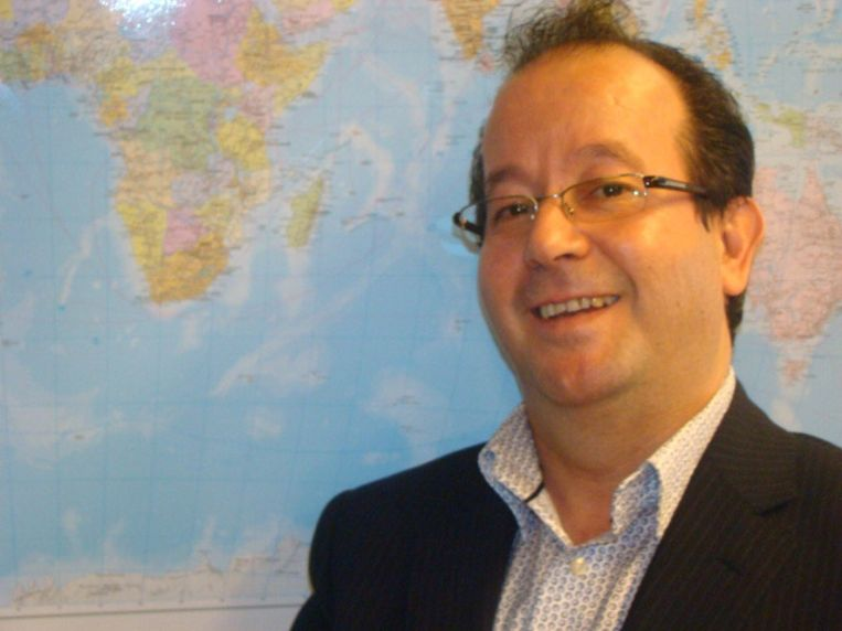 Halim El Madkouri is arabist en islamoloog. Beeld