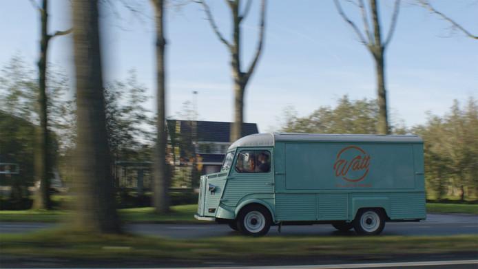 De Citroën HY als elektrische foodtruck