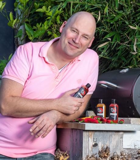 The hottest man van Zoetermeer kweekt pepers: 'Pepers zijn niet alleen voor vuurvreters'