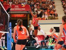 Verenigde staten maatje te groot voor volleybalsters in World Grand Prix
