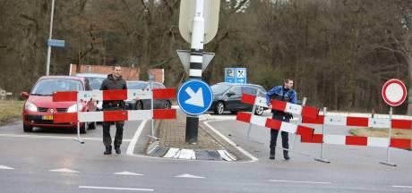 Natuurgebied rond Lage Vuursche opnieuw afgesloten wegens grote drukte