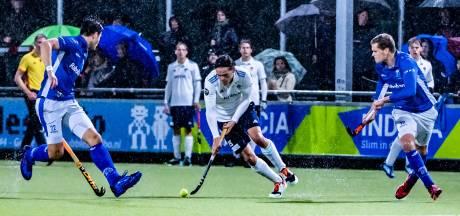 HC Tilburg-trainer Delmée noemt straf voor Kampong 'fors': 'Daar ging het ons niet om'