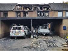 Vier branden in Epe: 'Veel te voorbarig om te zeggen of er een verband is'